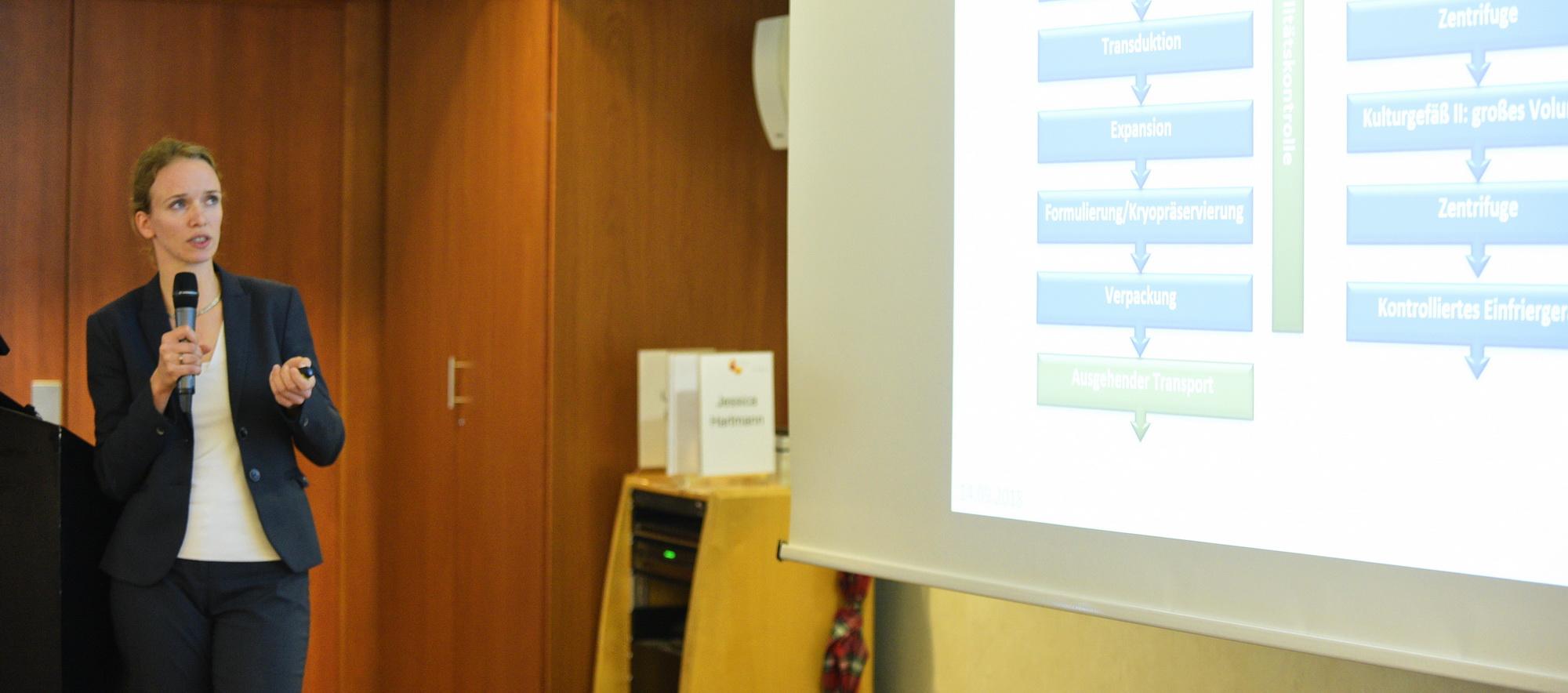 Symposium der Cellex Academy