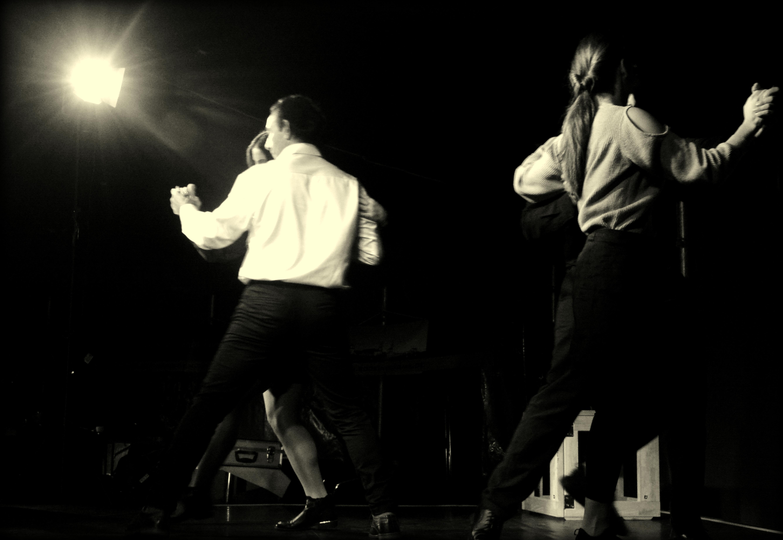 Tango - offen und bunt