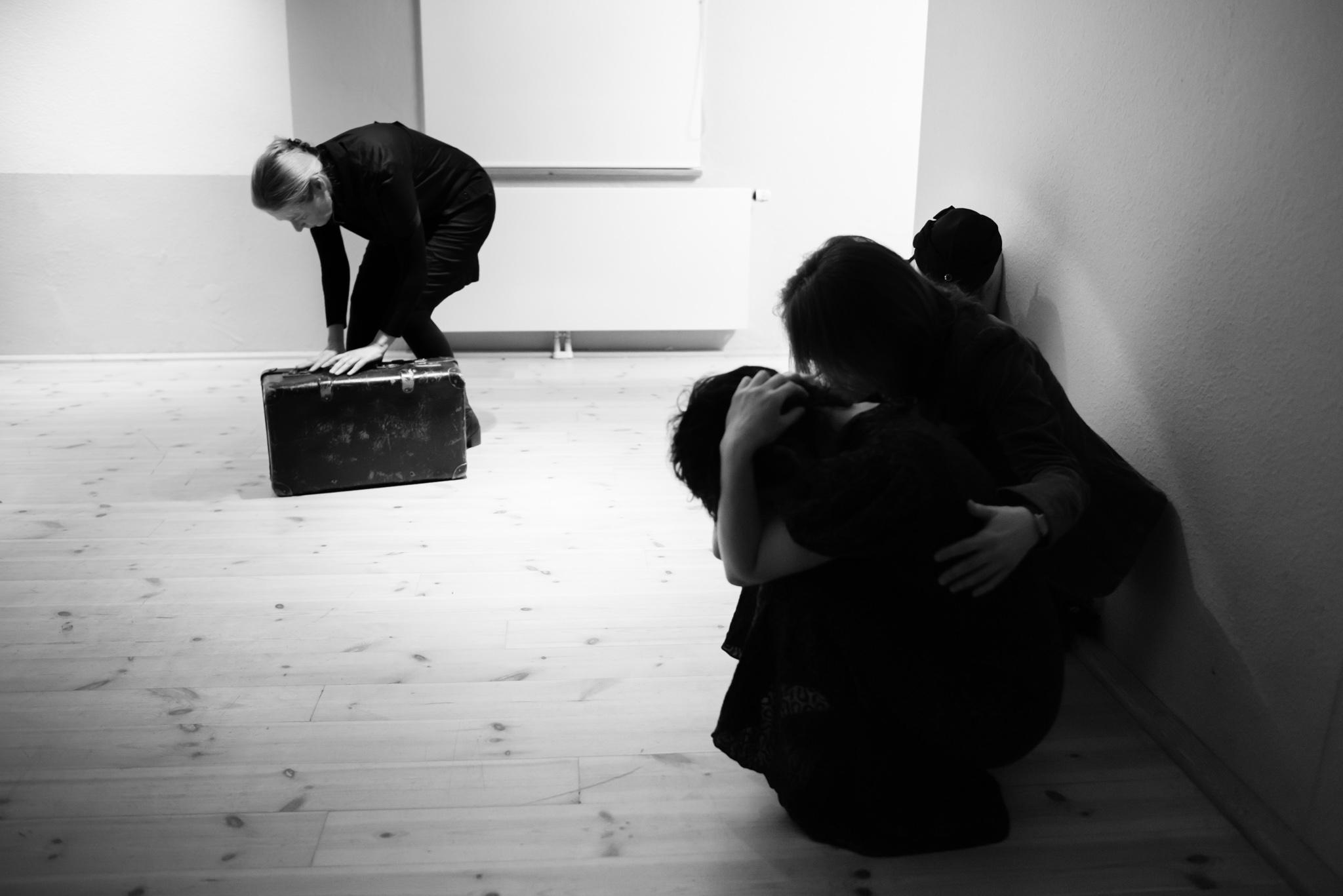 """Performance """"Der Krieg"""""""