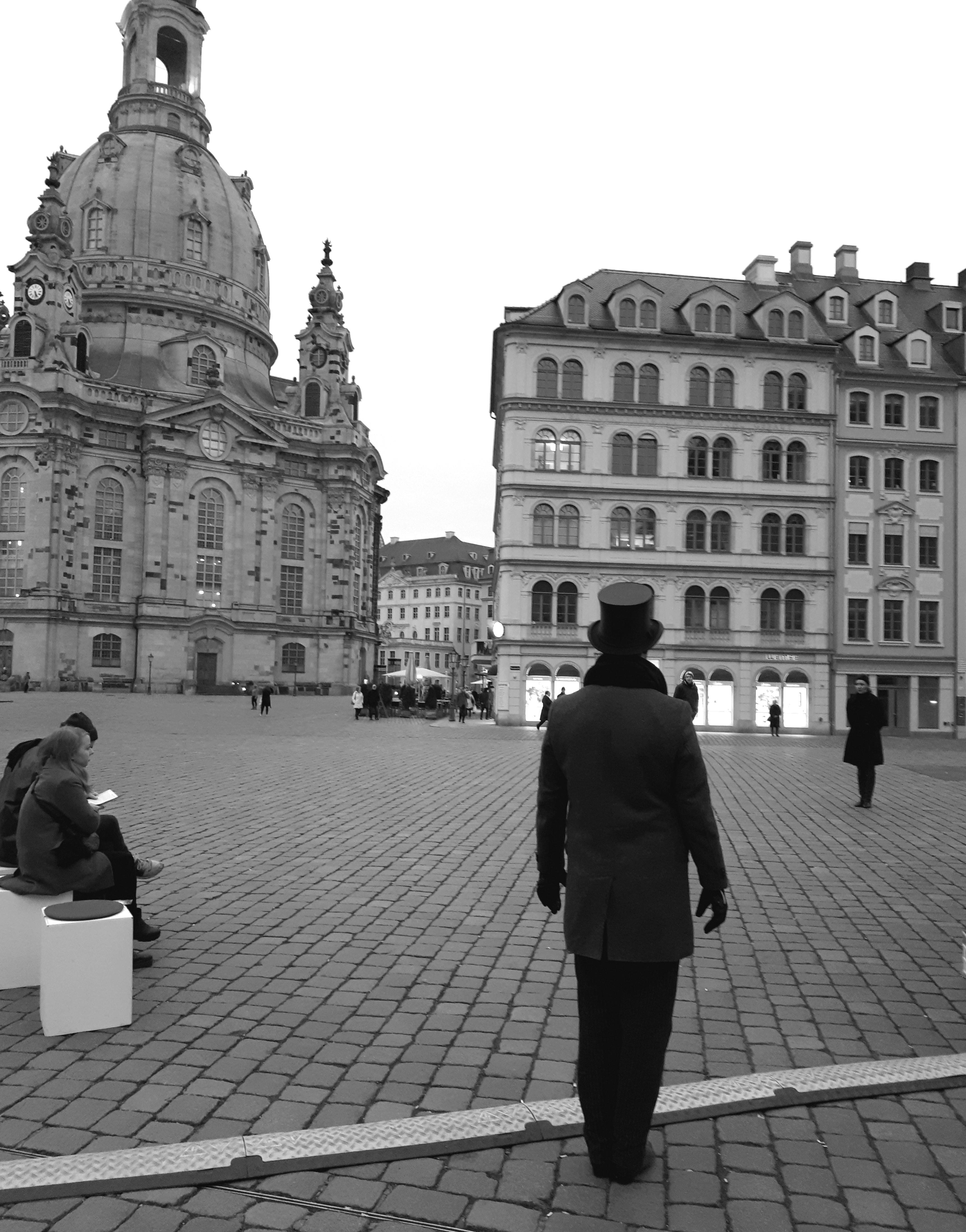 """Performance """"Spielt zum Tanz"""""""