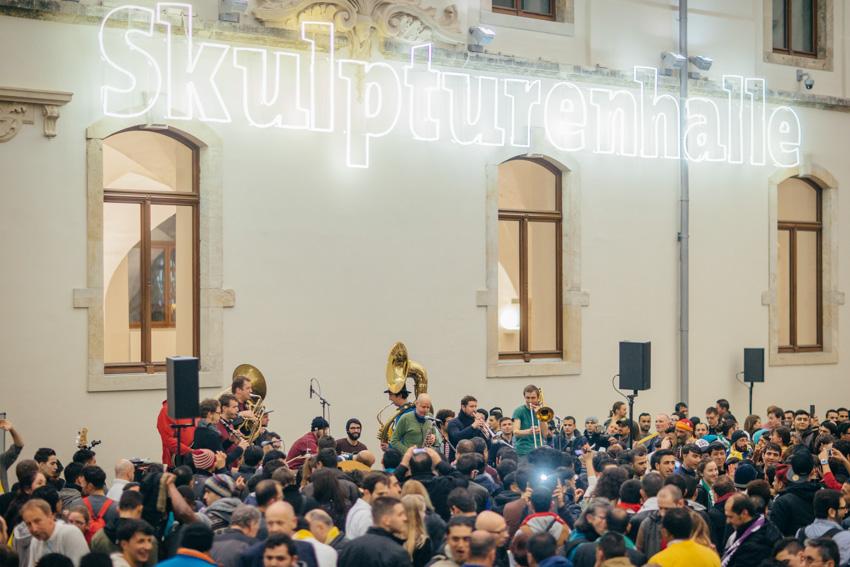 31.01.2016, Albertinum                       Foto: Oliver Killig